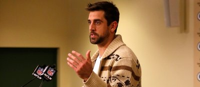 Aaron Rodgers Is The Dude