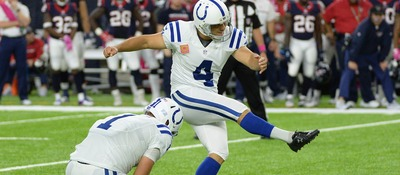 Adam Vinatieri Adds Another Record To His Hall-of-Fame Legacy