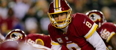 Kirk Cousins Can't Stop Yelling At People After Winning Big Games