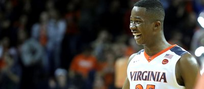Virginia's Basketball Commentator Blurted Out A Hilarious Block Response