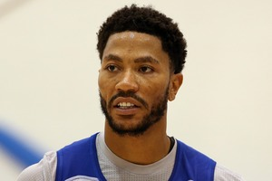 Derrick Rose Doesn't Know The Unwritten Rules Of Thanksgiving